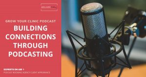 Building Connections Through Podcasting with Melanie Colling
